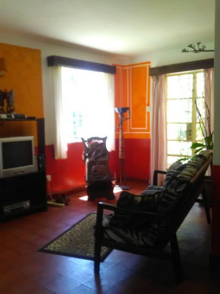 Terrassen Sitzecke house apartment flat in nairobi kenya guesthouse